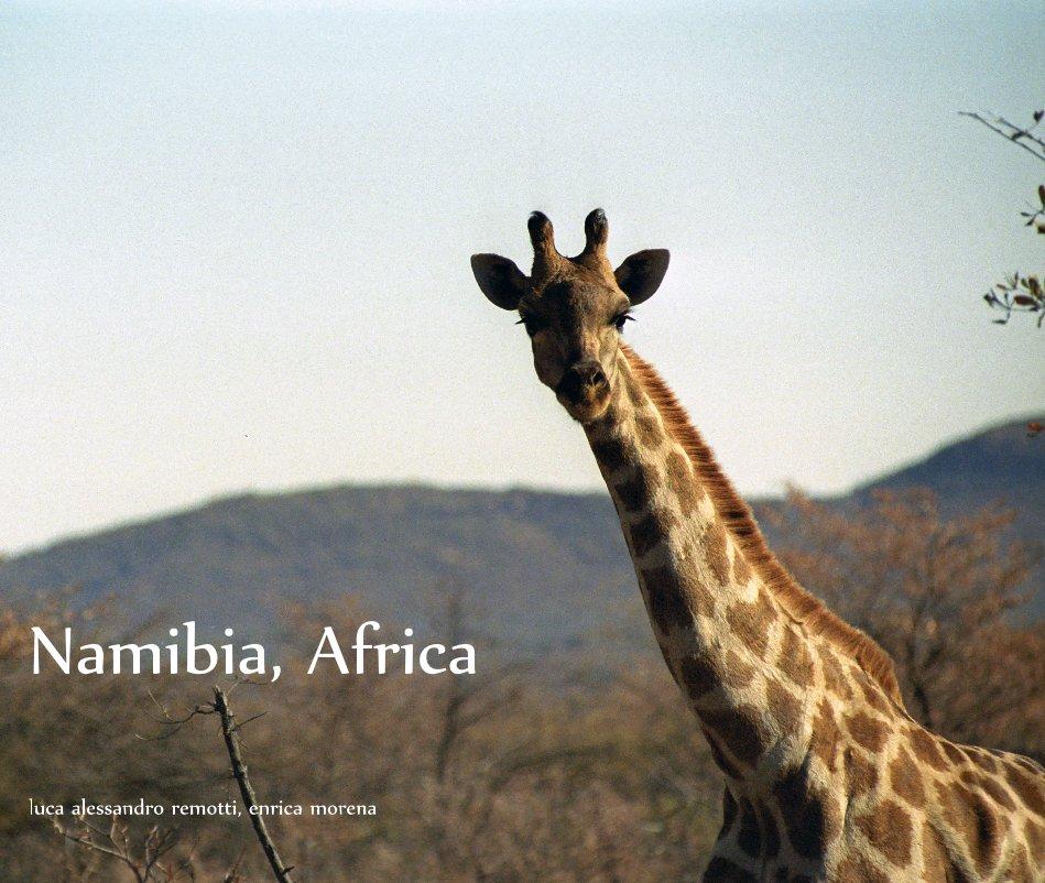 Visualizza Namibia, Africa di luca remotti enrica morena