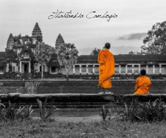 Thailandia - Cambogia book cover