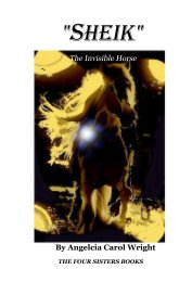""" SHEIk The Invisible Horse book cover"