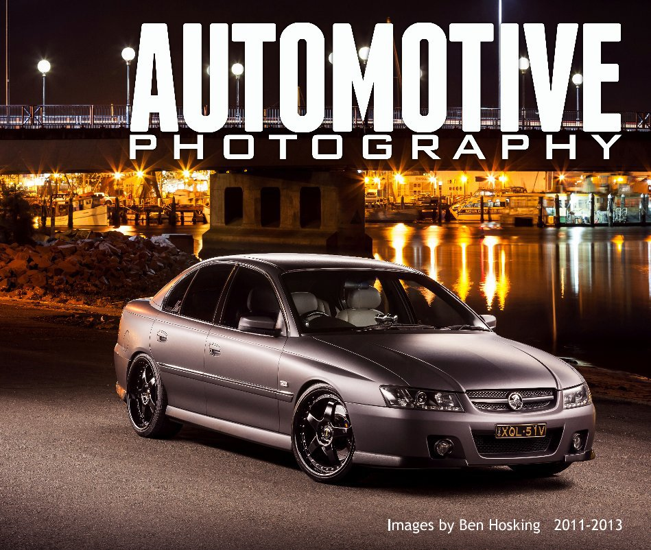 View Automotive Photography Vol. 2 by Ben Hosking