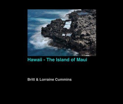 Hawaii - The Island of Maui book cover