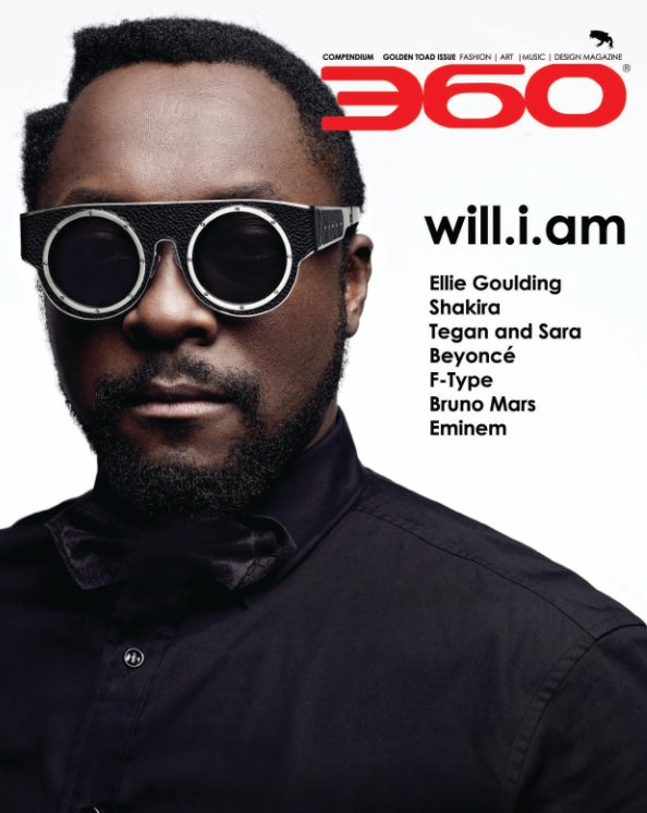 View 360 Magazine - The Golden Toad Issue by 360 Magazine