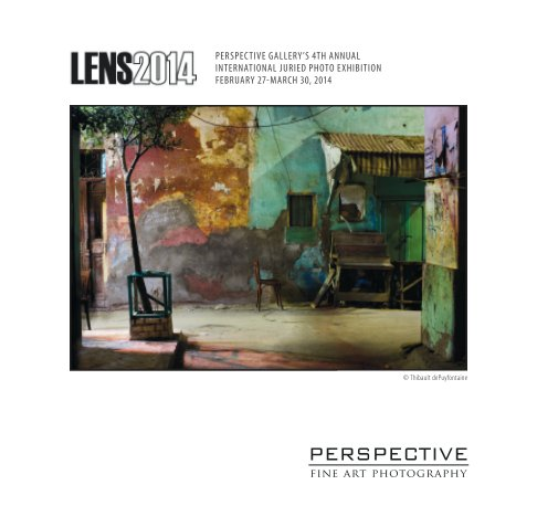 View Lens 2014 by Perspective Gallery