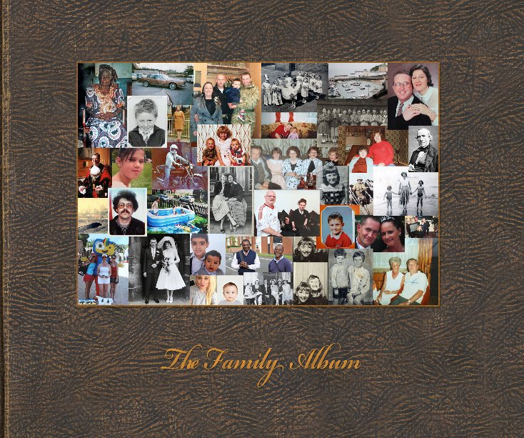 View The Family Album by Adrian Barber