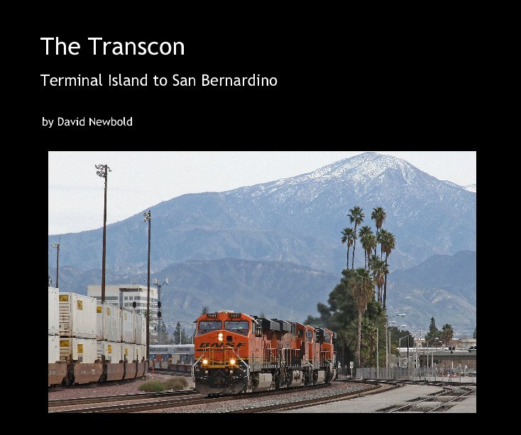 View The Transcon by David Newbold