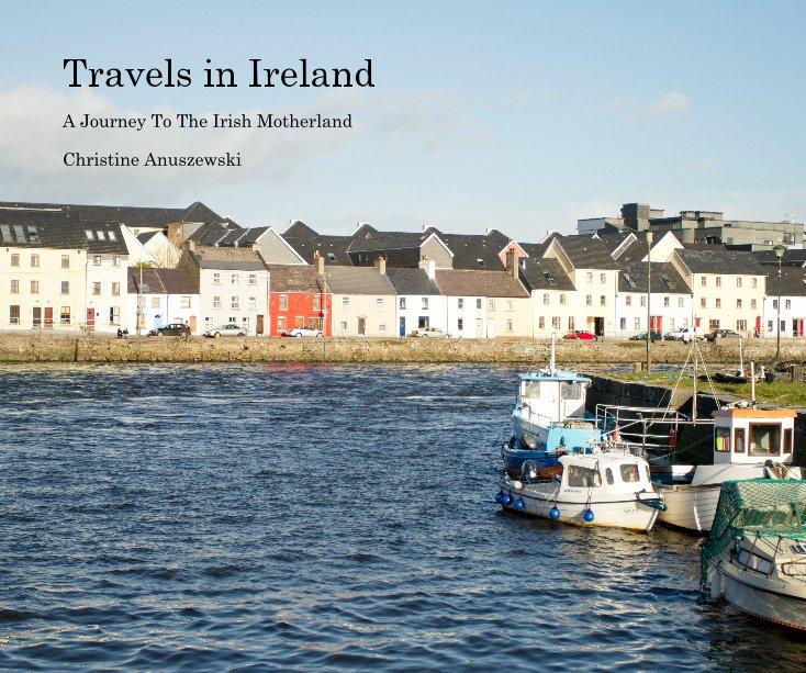 View Travels in Ireland by Christine Anuszewski