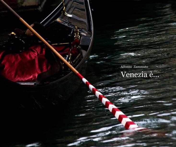 Visualizza Alfonso Zammuto di Venezia è...