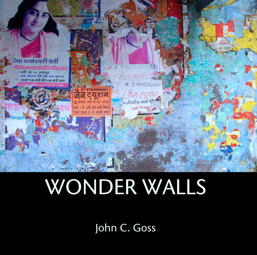 View WONDER WALLS by John C. Goss