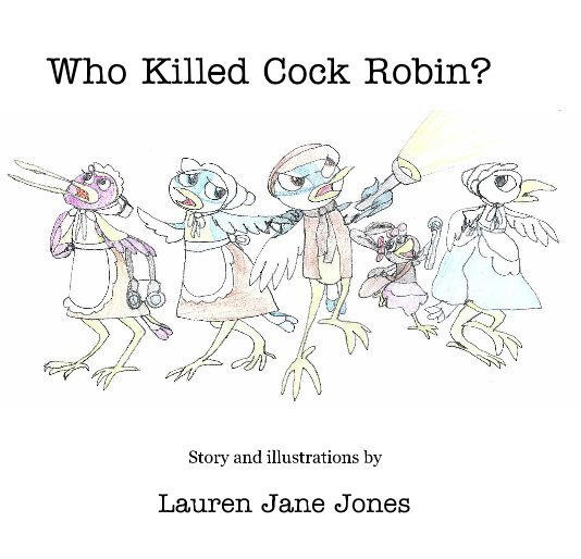 Who killed cock robin, nude sexy american girl