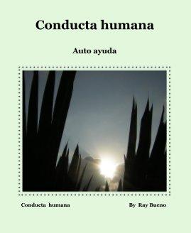 Conducta humana book cover