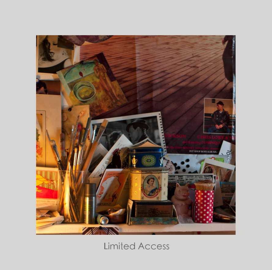 View Limited Access by Axel Hesslenberg