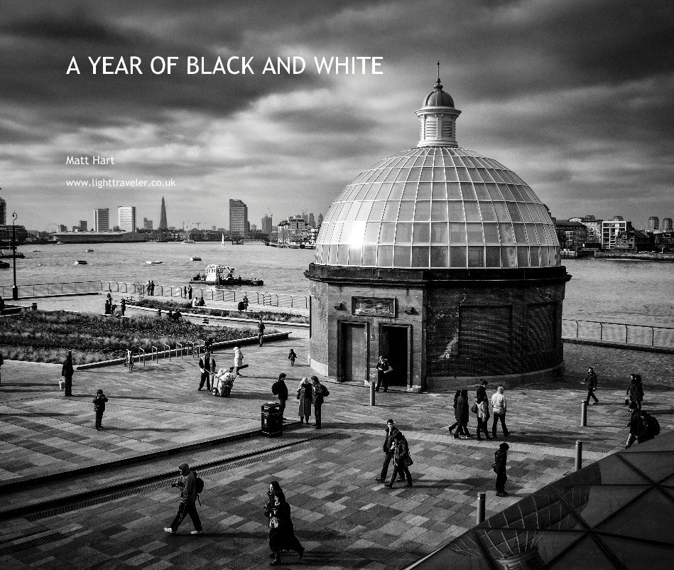 View A YEAR OF BLACK AND WHITE by Matt Hart