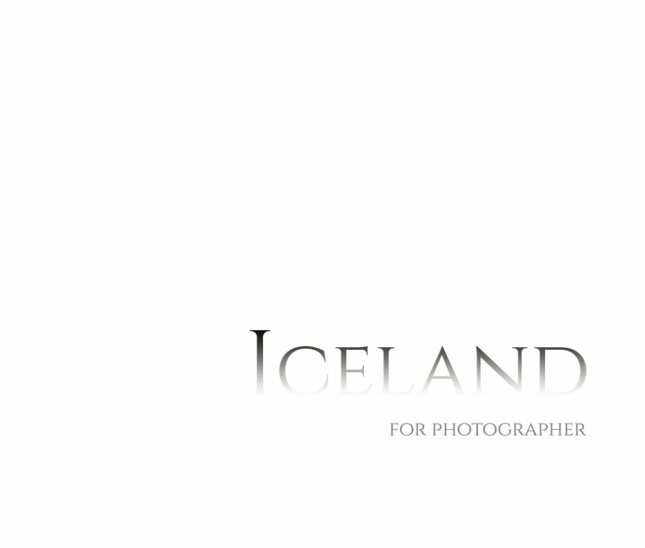 View Iceland for Photographer by Alain Granwehr