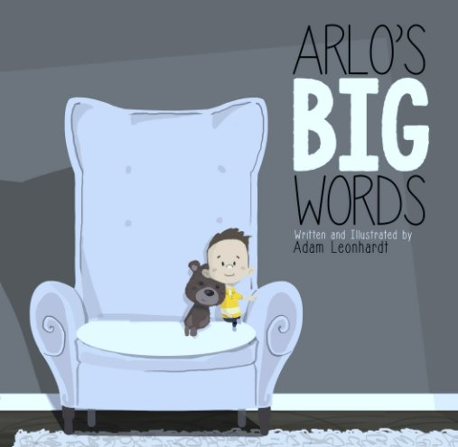 View Arlo's Big Words (standard) by aleonhardt18