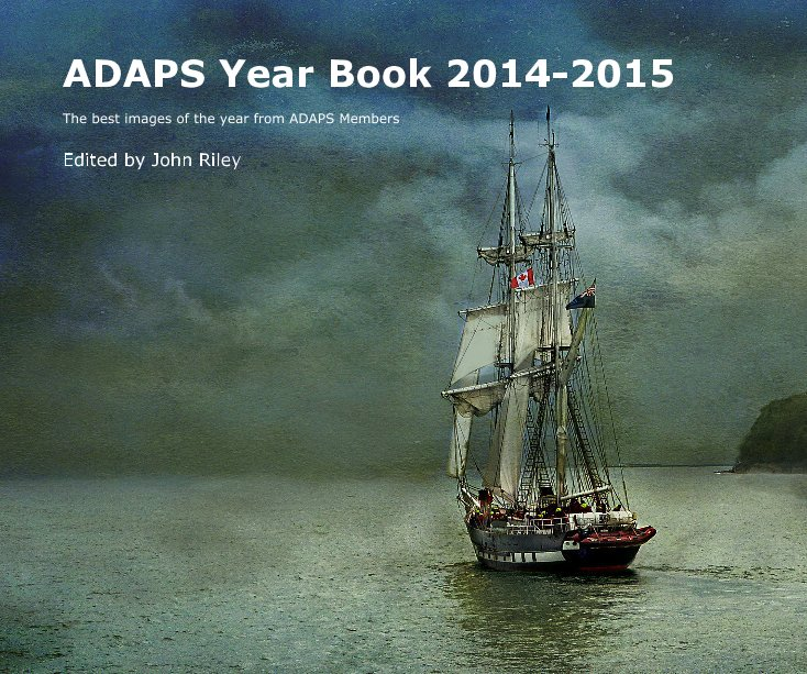View ADAPS Year Book 2014-2015 by Edited by John Riley