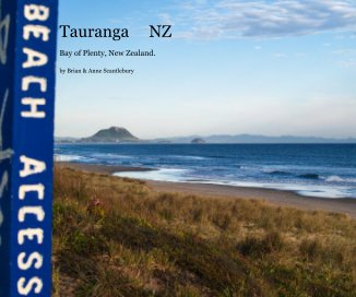 Tauranga NZ book cover