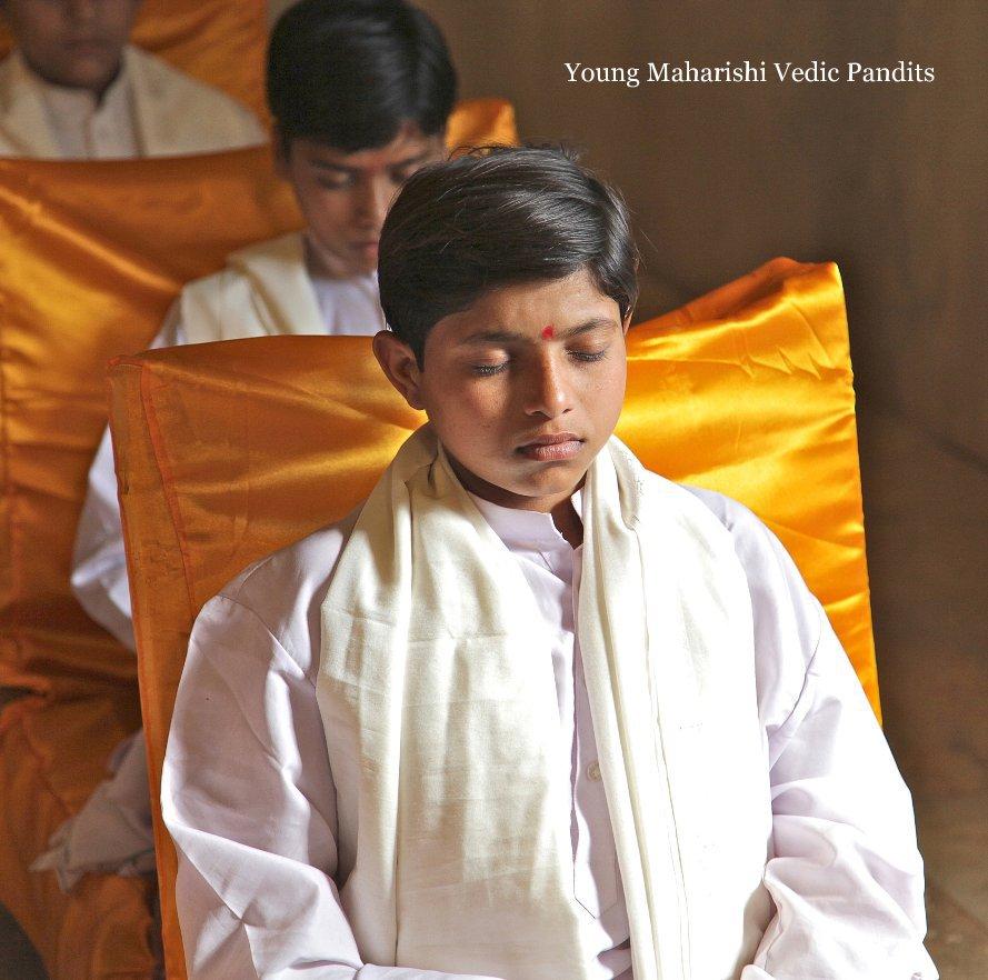 View Young Maharishi Vedic Pandits 12x12 by Maharishi Vedic Pandits