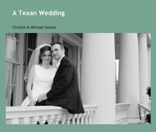 A Texan Wedding book cover