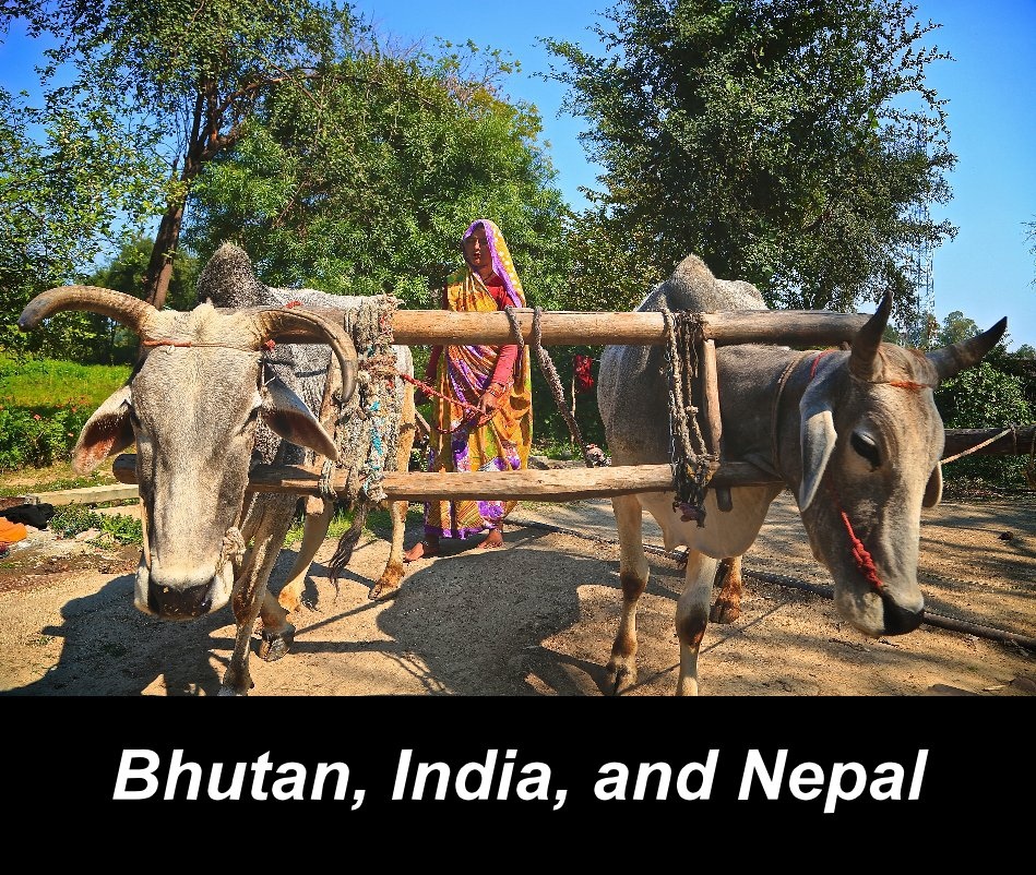 View Bhutan, India, and Nepal by Tom Carroll