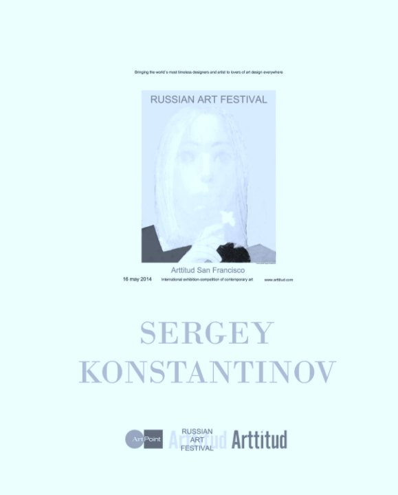 View Sergey Konstantinov by Fine Art Gallery San Francisco