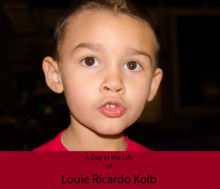 View A Day in the Life of Louie Ricardo Kolb by Rachel Fawn Kolb