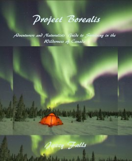 Project Borealis book cover
