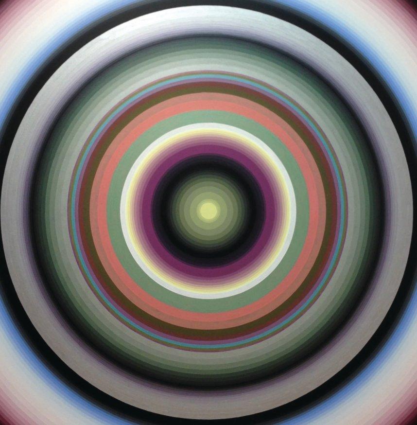 View Gary Lang / Circles and Words by Andi Campognone - Donald Kuspit - Janet Koplos - David Pagel