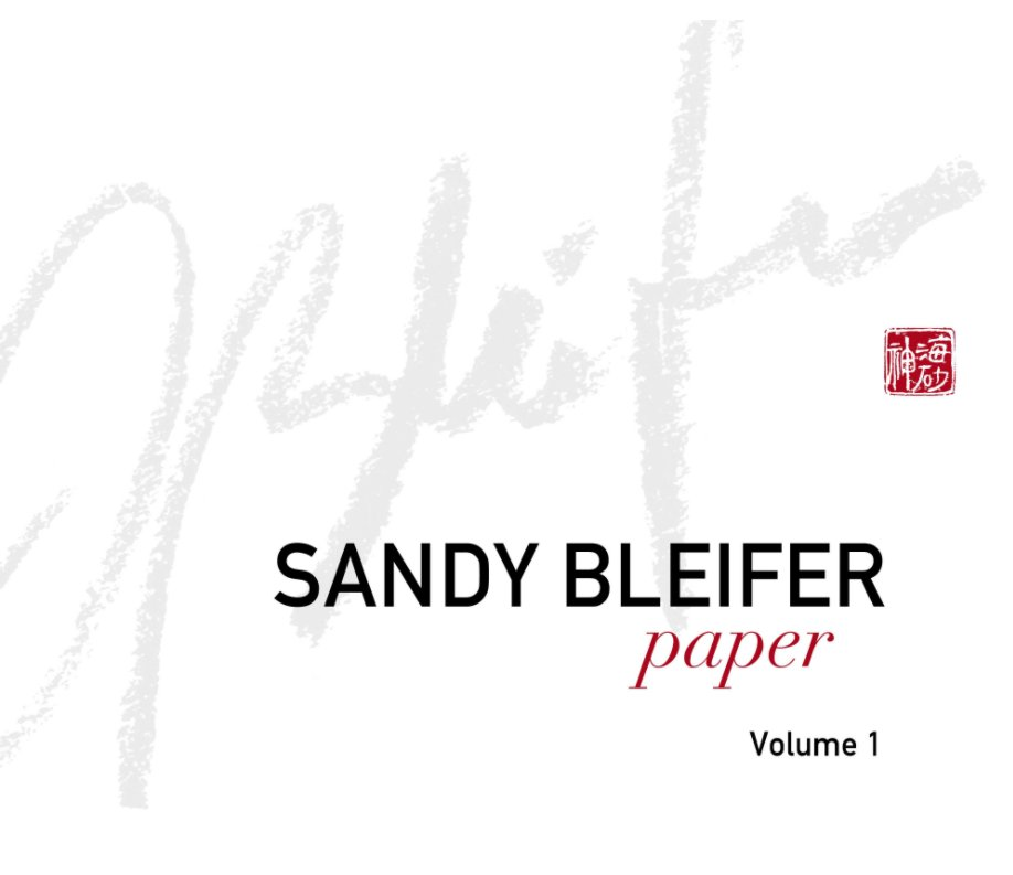 View Paper 1 new by Sandy Bleifer