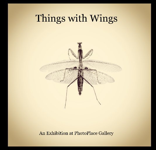 View Things with Wings by An Exhibition at PhotoPlace Gallery