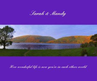 Sarah & Mandy book cover