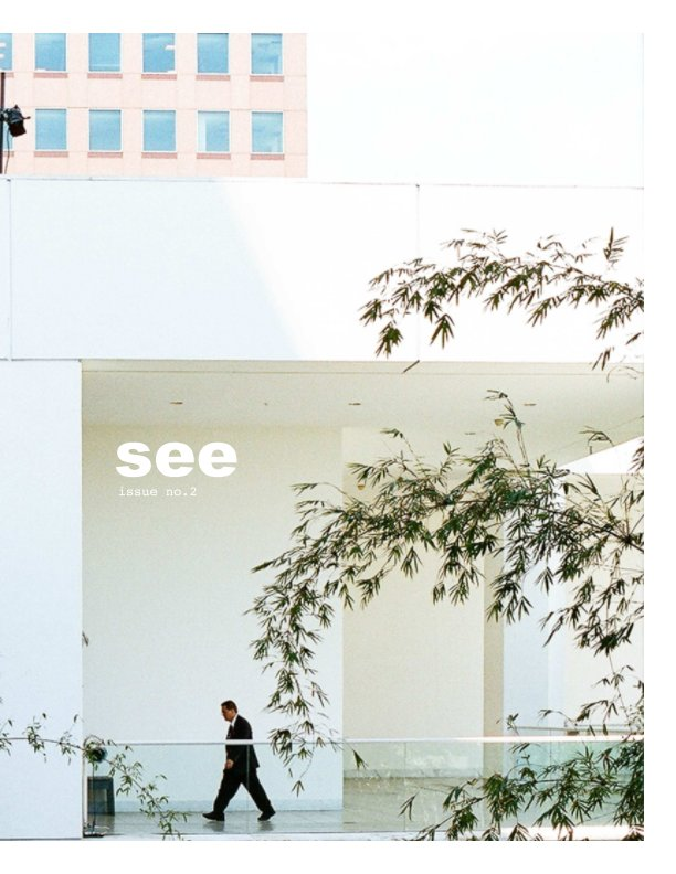 View seeMag, issue 2 by seeMagazine