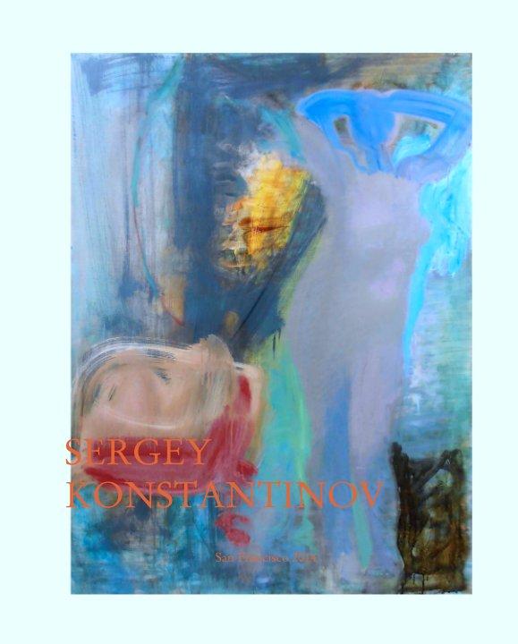 View SERGEY KONSTANTINOV by Fine Art Gallery