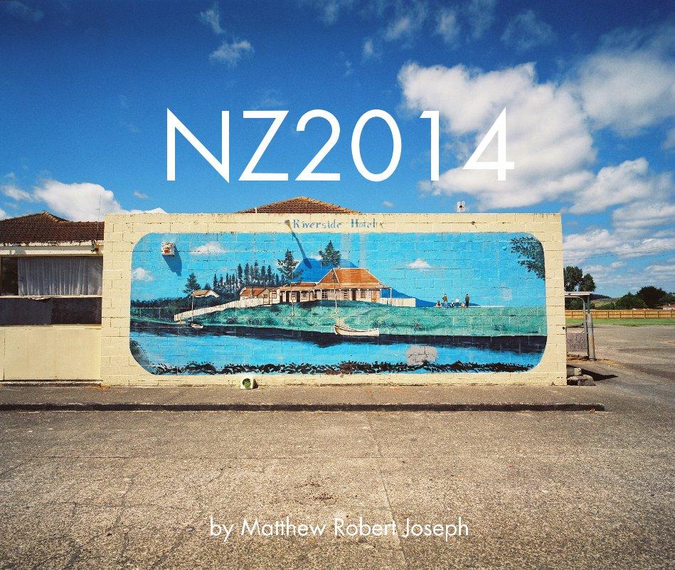View NZ2014 (Big) by Matthew Robert Joseph