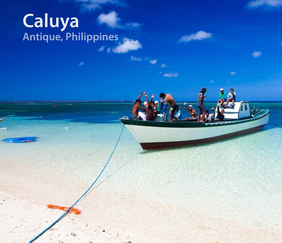 View Caluya Antique, Philippines by Mannie Panaguiton