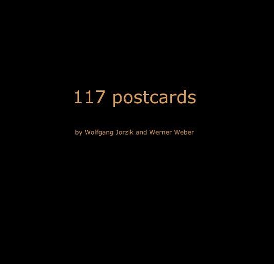 117 postcards nach Wolfgang Jorzik and Werner Weber anzeigen