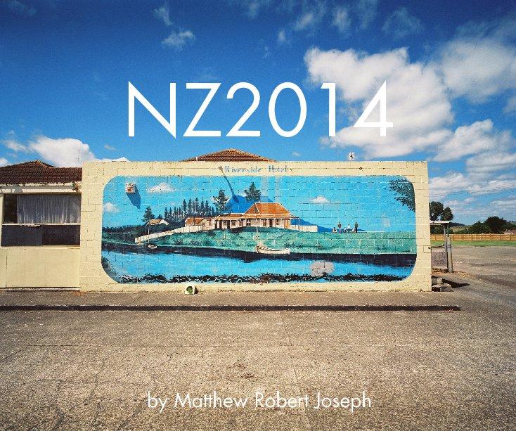 View NZ2014 (Small) by Matthew Robert Joseph