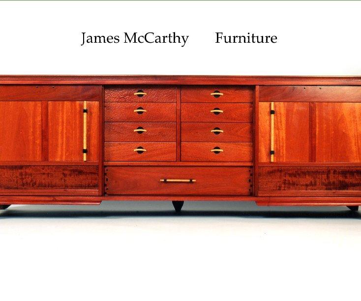 View James McCarthy    Furniture by James McCarthy