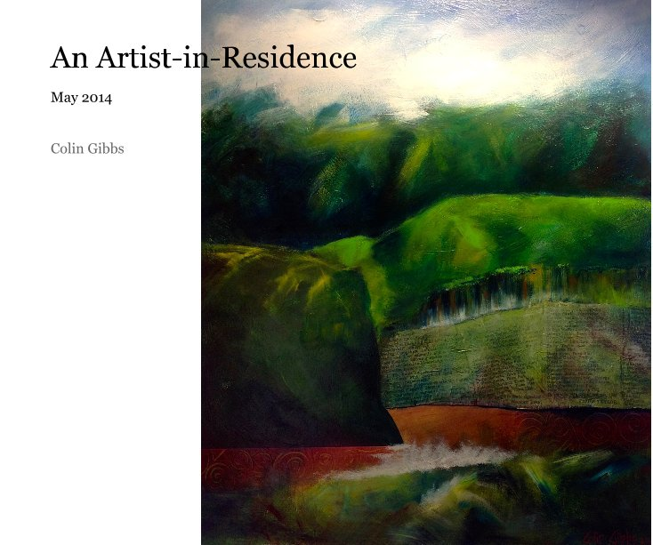 View An Artist-in-Residence by Colin Gibbs