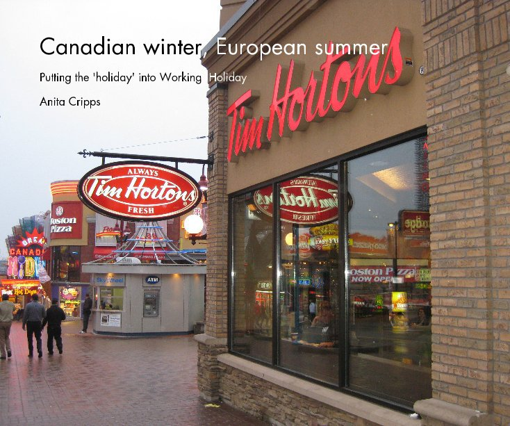 View Canadian winter, European summer by Anita Cripps