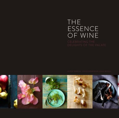 The Essence of Wine book cover