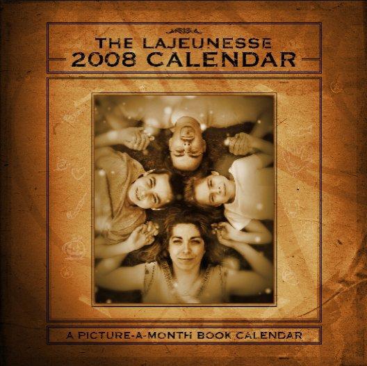 View The Lajeunesse 2008 Calendar by Nicolas Lajeunesse