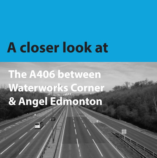 View A Closer Look at The A406 by FourFeet Films