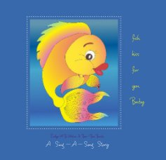 fish kiss for you Baby book cover