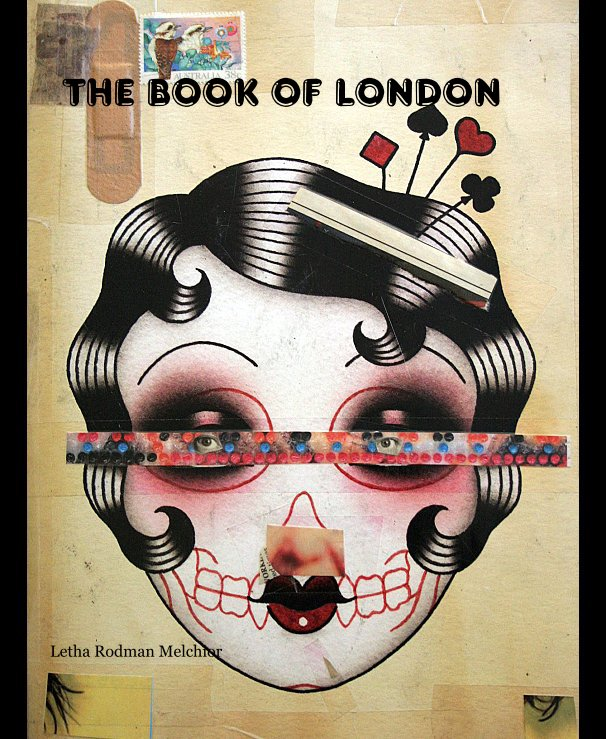 View THE BOOK OF LONDON by Letha Rodman Melchior