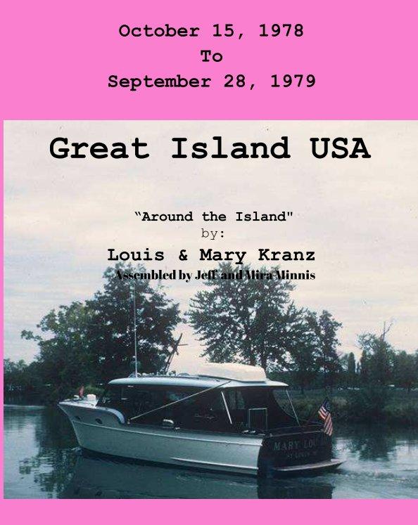 View Great Island USA by Louis-Mary Kranz- Jeff Minnis