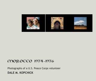 MOROCCO  1974-1976 book cover