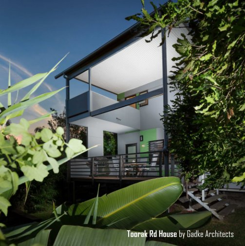 View Toorak Rd House by Manson Images