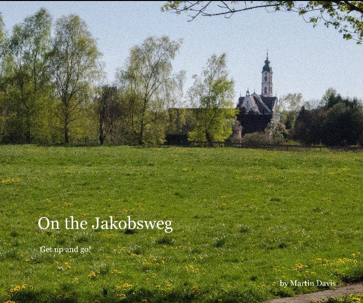 View On the Jakobsweg by Martin Davis