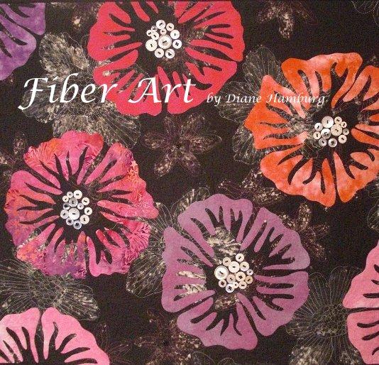 View Fiber Art by Diane Hamburg by Diane Hamburg