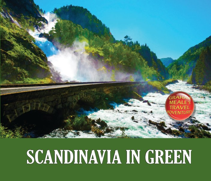 View Scandinavia in Green by Graham Meale